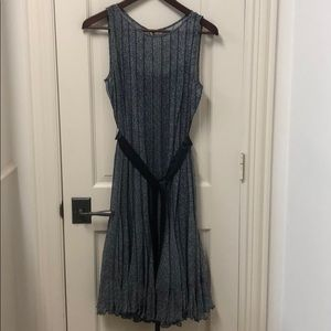 Terri Jon blue dress size 8